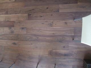 ブラックウォールナット幅広施工カフェ 2