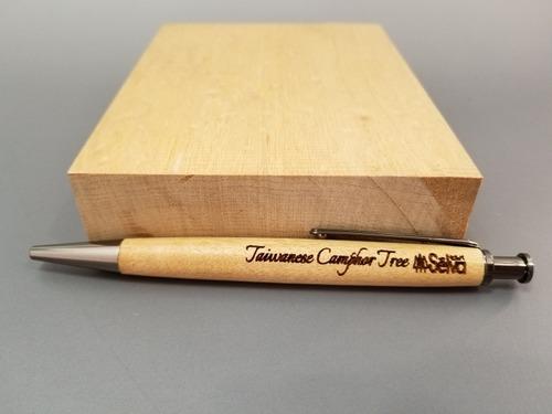 ジェットストリーム芯対応ノック式木製ボールペン〜木輪 kowa〜7