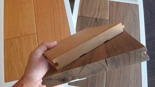 挽き材フローリング 6