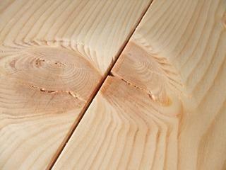 北洋赤松(レッドパイン)無垢一枚物フローリング 6