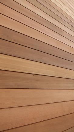 レッドシダー(米杉)定尺無垢羽目板 3