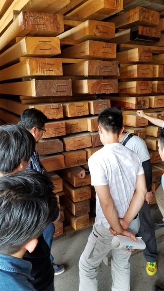 材木屋と行く森林ツアー2019-5