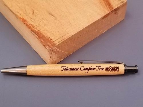 ジェットストリーム芯対応ノック式木製ボールペン〜木輪 kowa〜8