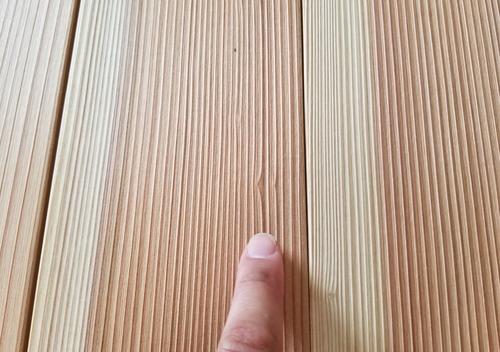 高樹齢! 百年杉柾浮造りフローリング 13