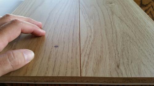 艶消し塗装合板フローリング