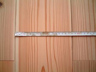 杉板目30mm無垢フローリング8