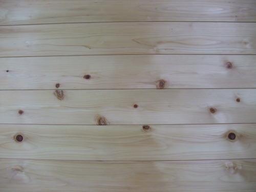 能登あて(ひば・ひのきあすなろ)幅広無垢一枚物羽目板 1