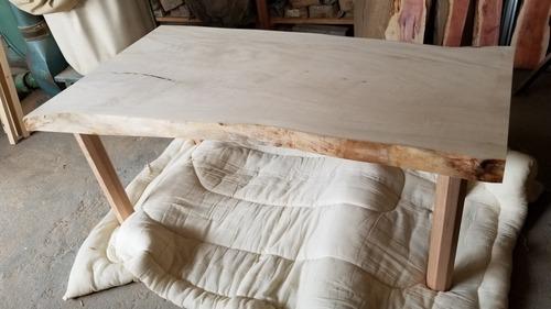 栃純白テーブル 4