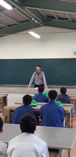 戸田先生と愉快な仲間たちの伐採授業 2019年度 1