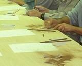 箸削り中3