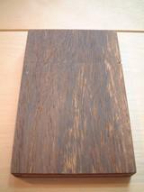 金具不使用本鉄刀木(タガヤサン)木製名刺ケース(名刺入れ) 2