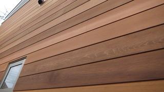 レッドシダー(米杉)定尺無垢羽目板 2