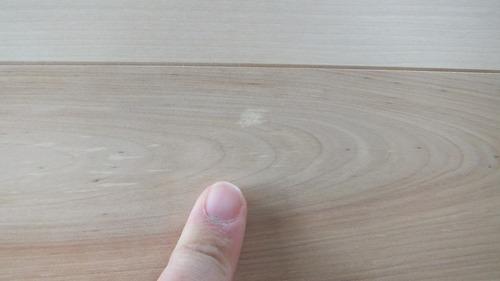 清涼樺(かば)幅広無垢一枚物フローリング 8