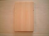 金具不使用台湾桧木製名刺ケース(名刺入れ)