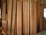 天然乾燥杉無節板