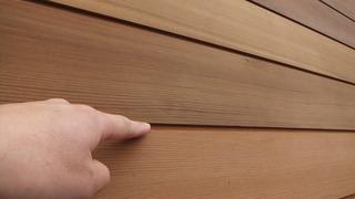 レッドシダー(米杉)定尺無垢羽目板 4