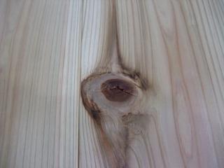 杉埋め節フローリング 4