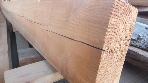 木材の割れ 1