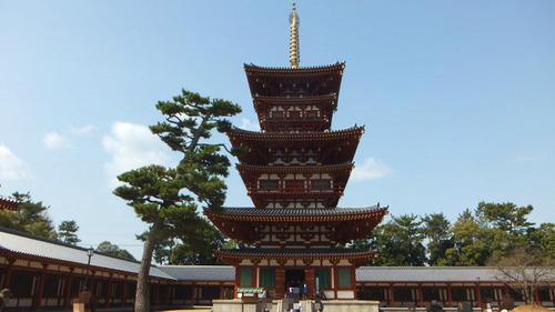 薬師寺 1