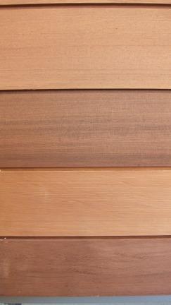 レッドシダー(米杉)定尺無垢羽目板 7