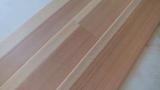 杉柾特殊加工羽目板 1