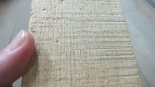 柾目面の道管