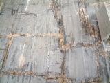 珪化木 天板拡大
