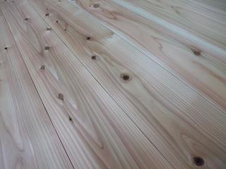 杉埋め節フローリング 10