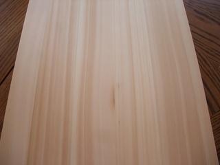 木曽桧柾目幅接ぎ 2