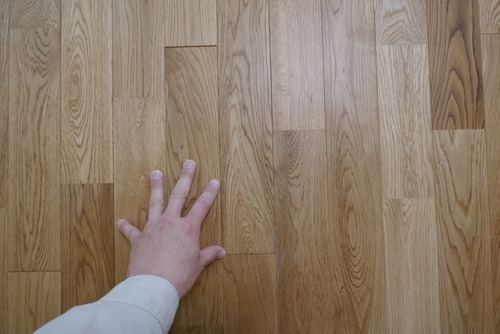 リフリーオーク床暖房向け5