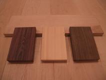 木曽桧柾、ムラサキタガヤ、リグナムバイタ 2