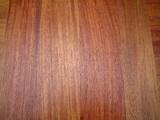 カリン単板貼り合板フローリング 2