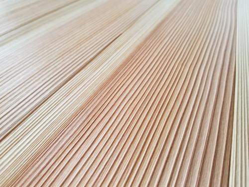高樹齢! 百年杉柾浮造りフローリング 3