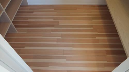 高樹齢百年杉柾浮造りフローリング 5