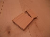 木曽桧木製名刺ケース 1