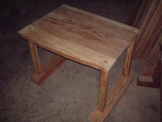 松の縁起テーブル