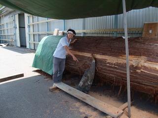 木挽き 3