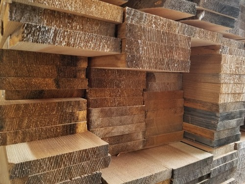 高樹齢杉 百年杉柾浮造り一枚物フローリング 4