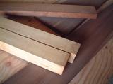 国産本榧角材と国産一位板材