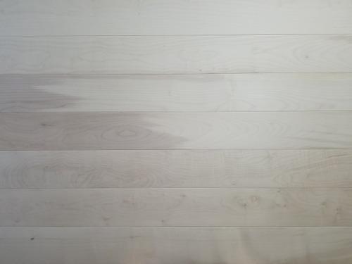 欧州楓(ヨーロピアンメープル)幅広無垢一枚物フローリング 4