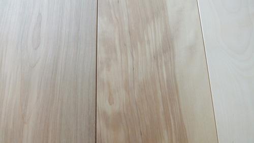 清涼樺(かば)幅広無垢一枚物フローリング 3