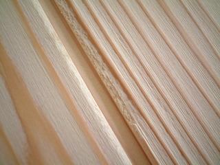 杉純白浮造り羽目板 5