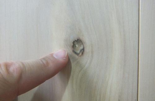 欧州楓(ヨーロピアンメープル)幅広無垢一枚物フローリング 10