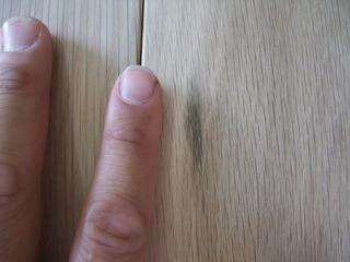 カスクオーク幅広無垢フローリング Vセレクショングレード6