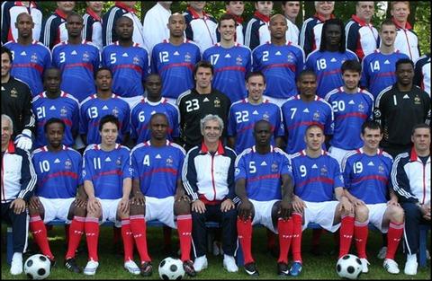 サッカー黒人