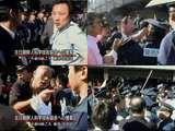 朝鮮総連家宅捜索(10月14日)6 警察ともみ合い