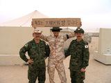 自衛隊員と「独島は韓国領土」
