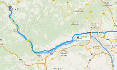 Map-Frankfurt-Loreley-2