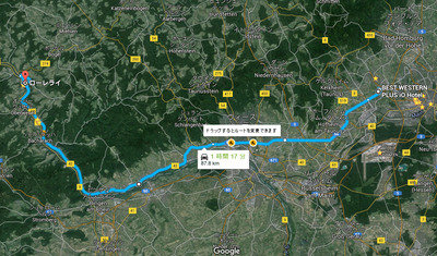 Map-Frankfurt-Loreley