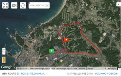 Map1-5KmRun
